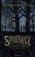 The Spiderwick Chronicles: The Completely Fantastical Edition (The Field Guide / The Seeing Stone / Lucindas Secret / The Ironwood Tree / The Wrath of Mulgarath)