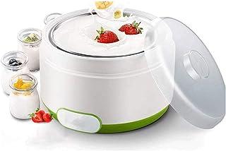 SJYDQ Appareil Multifonctions yogourt, mécanique des ménages Petit Mini Yogurt Machine, Coupe du Verre en Verre intérieur ...