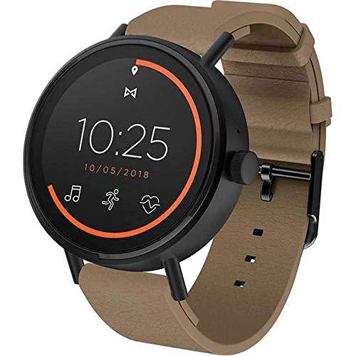 Misfit Herren-Smartwatch mit Silikon Armband MIS7203