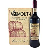 Vermouth all'Aceto Balsamico di Modena IGP Tomaso Agnini 75cl, 18% vol. Premium Italian Vermouth distillato a Finale Emilia nel cuore della pianura di Modena.