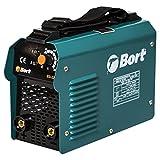 Bort BSI-220H Saldatrice ad Inverter. 200 A, 2,5 - 5 mm, 5700 W, 180 - 250 V.