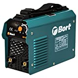 Bort Elektro-Schweißgerät BSI-220H mit Hot-Start, Anti-Stick, Arc Force, 10-200 A, 2.5-5 mm, 5700 W, 180-250 V