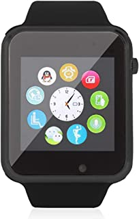 A1 Smart Watch, SIM, Bluetooth,Camera - Black