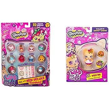 Shopkins Wild Style Season 9 Shoppet Kissy Bo | Shopkin.Toys - Image 1