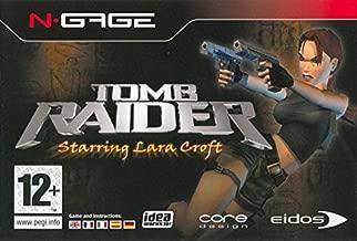Tomb Raider: Starring Lara Croft for Nokia N-Gage by Eidos 2003