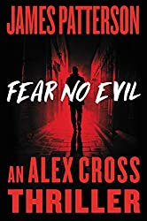 James Patterson's New Releases 2021 - Fear No Evil