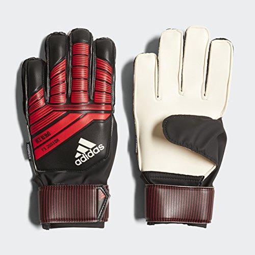 adidas Predator Fingersaver Junior Soccer Goalkeeper Gloves...