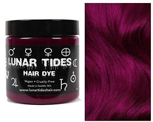 Lunar Tides Haarfärbemittel Semipermanenter Haarfarbstoff Fuchsia Pink Rosa