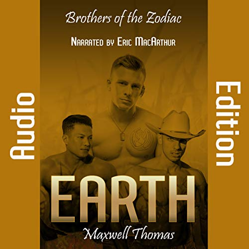 Earth (Brothers of the Zodiac) audiobook cover art