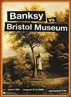 ポスター バンクシー basnksy bristol Hanging Klansman 2009 額装品 ウッドベーシックフレーム(オレンジ)