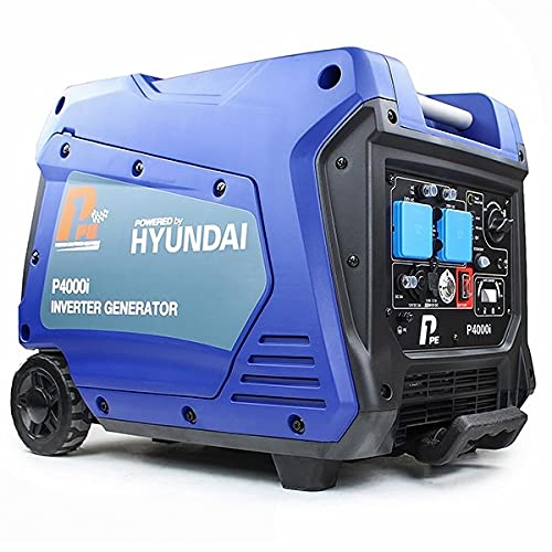 P1 Power Equipment 3800W Petrol Inverter Generator, 2 Year Warranty, Large...