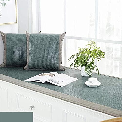 Cojín de Suelo Super cómodo - Cojín de Asiento de Banco de la banqueta Moderno, cojín Antideslizante, Adecuado para la decoración de sofá de Tatami Interior Sala de Estar de la habitación (tamaño: 70