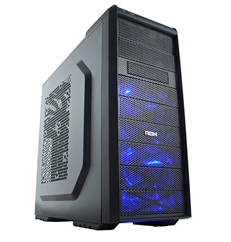 Nox Coolbay SX - NXCBAYSX - Caja PC,...