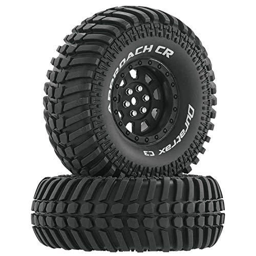 Duratrax, Reifen, RC / Rock Crawler, mit Schaumstoffeinlage, C3, superweiche Zusammensetzung