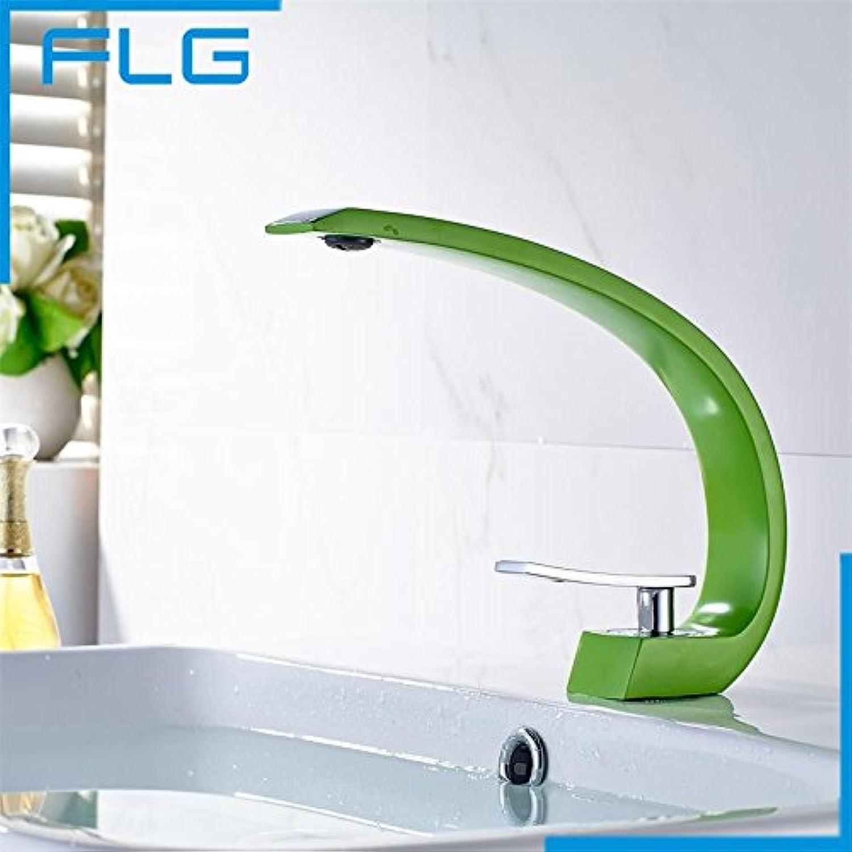Maifeini Das Neue Design Der Im Europischen Stil Badezimmer Zarte Kühlkrper Becken Grün Lack Polnischen Deck Installiert Mischbatterie