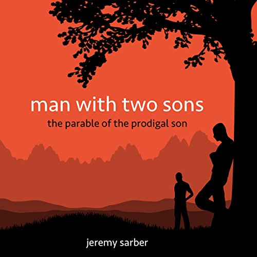 Man with Two Sons audiobook cover art