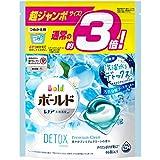 ボールド ジェルボール3D 爽やかプレミアムクリーンの香り つめかえ用 超ジャンボサイズ 46個入り
