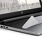 kwmobile Robuster, hauchdünner Tastaturschutz QWERTY (US) aus Silikon für HP Pavilion 15