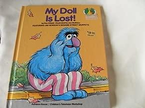 sesame street my doll is lost