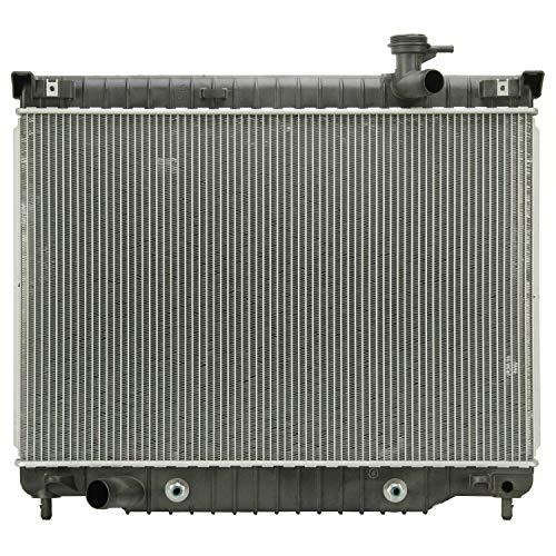 Klimoto Radiator | fits Trailblazer Envoy Isuzu Ascender Buick 4.2 L6 | KLI2458