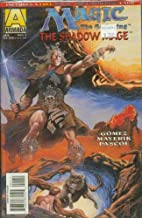 Magic: The Gathering - The Shadow Mage - (Vol. 1 No. 1, July 1995)