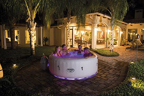 Bestway Paris AirJet Hot Tub, (6-Person)