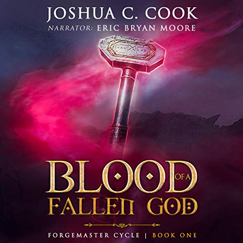 Blood of a Fallen God: Can One Man Resurrect a Dead God?  By  cover art