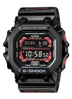 CASIO G-Shock GX-56-1AER - Reloj de Caballero de Cuarzo, Correa de Resina Color Negro (con Alarma, cronómetro) (B003LSU0IK) | Amazon price tracker / tracking, Amazon price history charts, Amazon price watches, Amazon price drop alerts