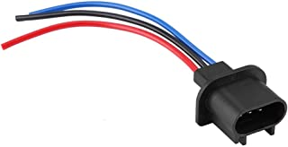 Headlamp Sockets Harness, Headlamp Wiring Adapter Socket Harness Male Head with Cable