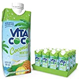 Best Coconut Waters - Vita Coco Coconut Water, Pineapple - Naturally Hydrating Review