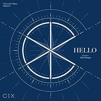 HELLO Chapter 1: Hello, Stranger