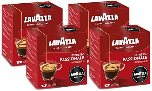 Lavazza A Modo Mio Espresso Passionale, Kaffee, Kaffeekapseln, Arabica, 80 Kapseln