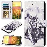 Robinsoni Custodia Compatibile con iPhone 6 Plus Cover Libretto Magnetica Cover Portafogli...