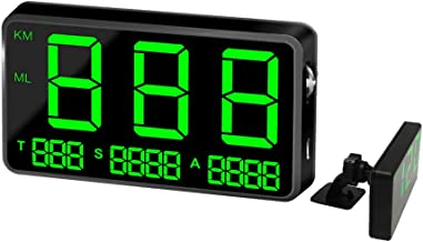 portable speedometer for car