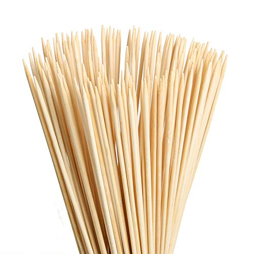 Bamboo marshmallow roasting stick for camping