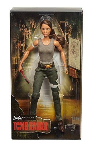 Barbie Tomb Raider Lara Croft FJH53 - 14