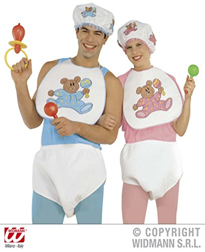 Widmann Dress Up Kit bébé Adulte - Adulte Costume de déguisement