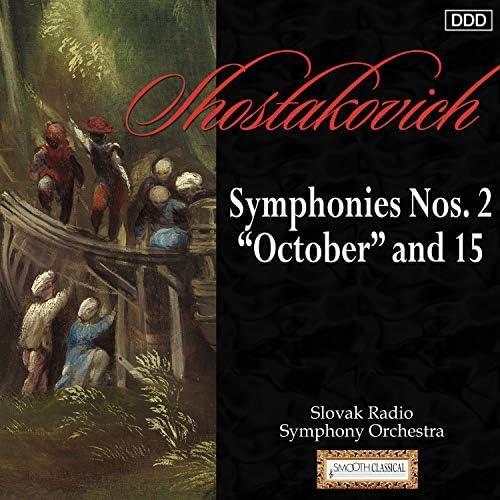 Slovak Radio Symphony Orchestra / Ladislav Slovak / Slovenský filharmonický zbor
