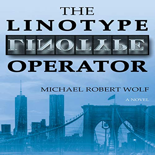 The Linotype Operator  By  cover art