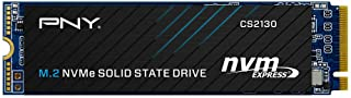 PNY CS2130 500GB M.2 PCIe NVMe Gen Internal Solid State Drive SSD, M280CS2130-500-RB