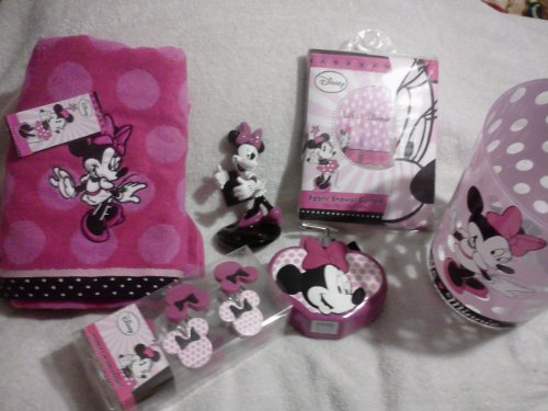 Full Description Read All Review If You Compare The Price Of Disney Minnie Mouse Shower Curtain