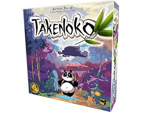 Bombyx Takenoko - TAK01 - Brettspiel