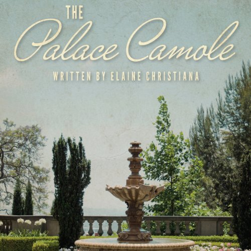 The Palace Camole audiobook cover art