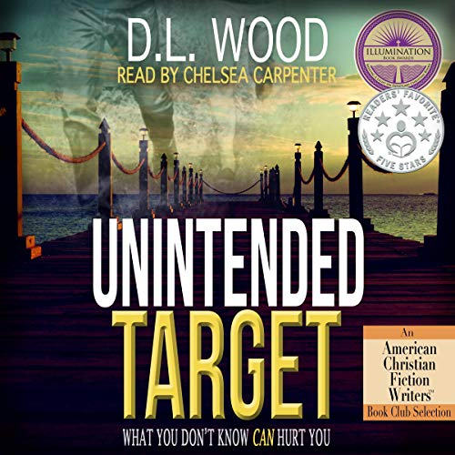 Unintended Target Audiobook By D.L. Wood cover art