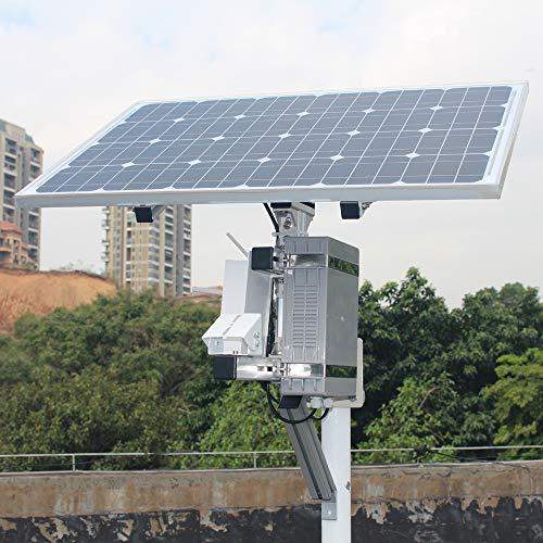 GOING tech Solar Power WiFi Draadloze 3G 4G LTE Router CPE Ondersteuning Elk merk Beveiliging IP Camera
