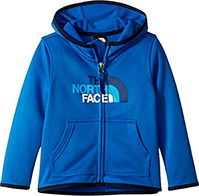 The North Face Infant Surgent Full Zip Hoodie - Turkish Sea - 6M