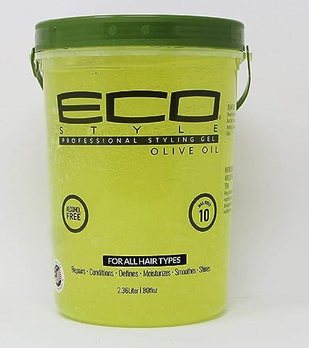 Eco Styler Gel coiffant Olive Oil 2.36LT (Produits de Coiffage, Gels)