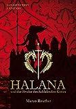 Halana und der Bruder des Schlafenden Gottes