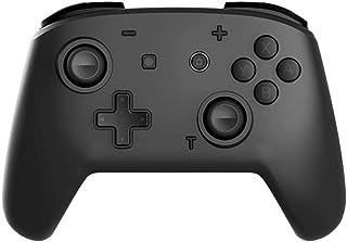 LGDD Draadloze Game Controller, Geschikt voor Windows 7 8 10 Stk/Ios/Android/Schakelaar, Dual-Impact Usb Bluetooth Mobiele...