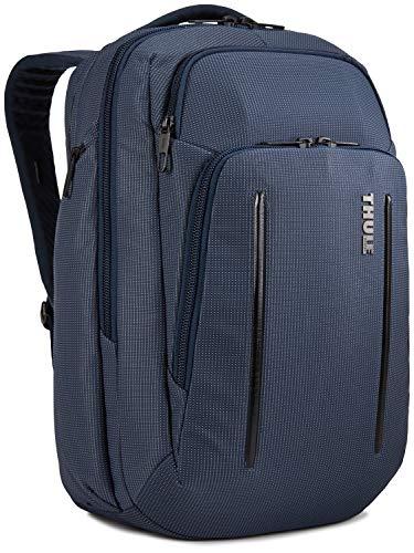 Thule Crossover 2 Zaino da 30 litri con scomparto per laptop da 15,6', Blu